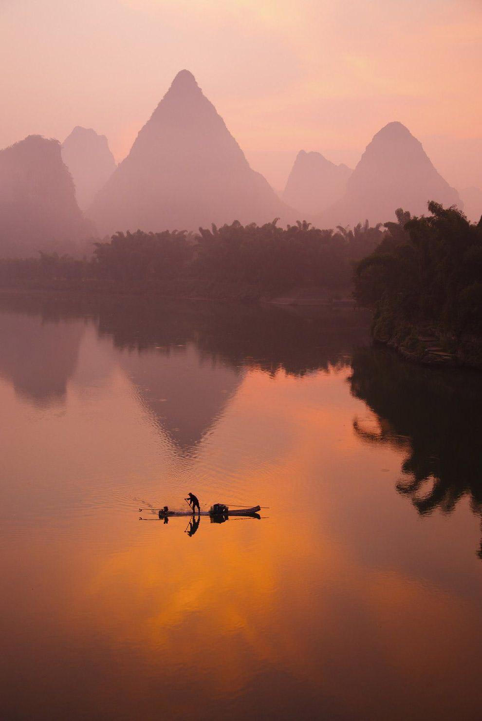 Гуанси-Чжуанский район, Китай