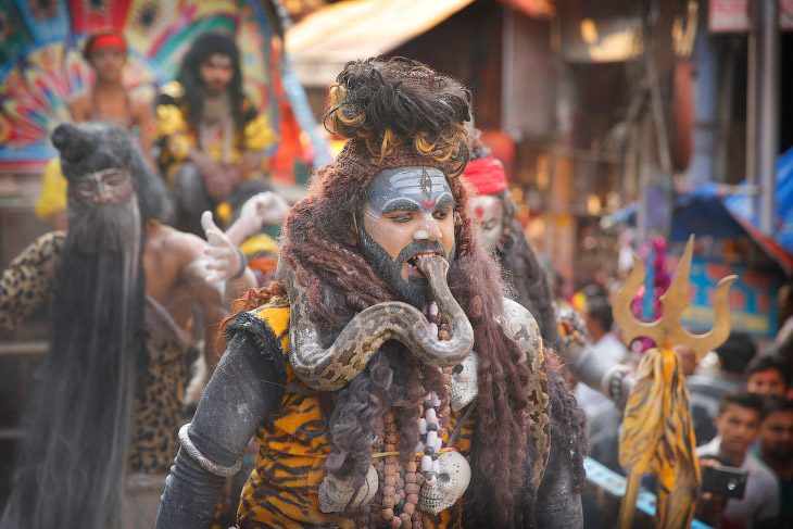 Праздник Махашиваратри 2019