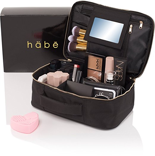 8f7f61b4c5ba Best Cosmetic Bags for Your Makeup - Glamour for the Everyday Woman