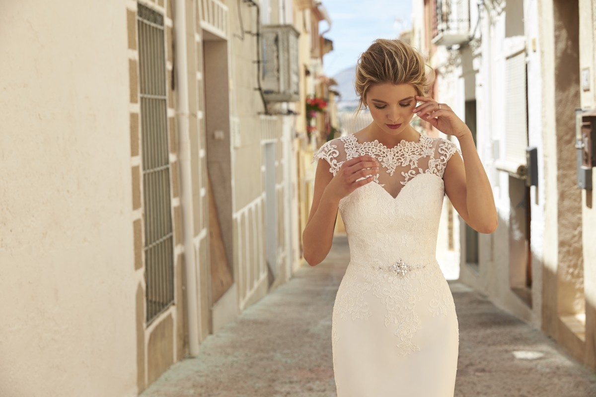 Fit Comes First With The New Romantica Bridal Collections