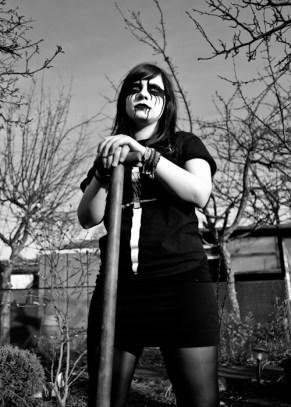 """A black metal's diary"""