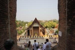 Buddhist Monastery, Thailand