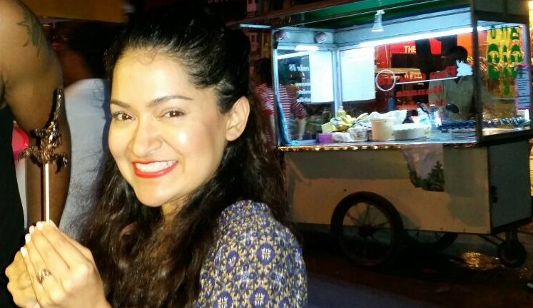 Food tales of an Adventurous Eater-Story 1-Crunchy Insects in Siem Reap, Cambodia