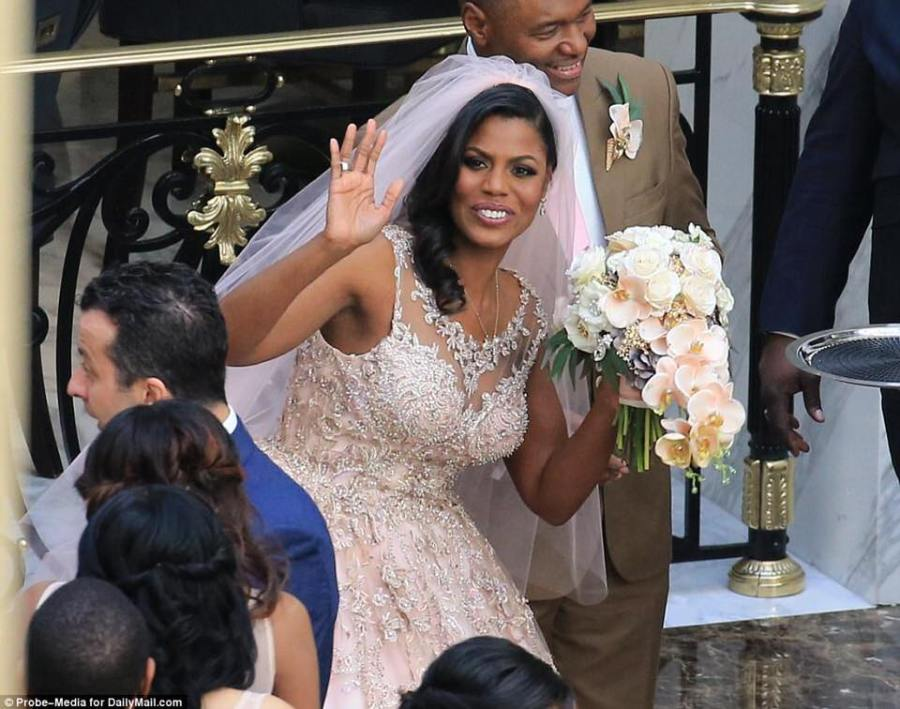 Justmarried Omarosa Love Peace Slander