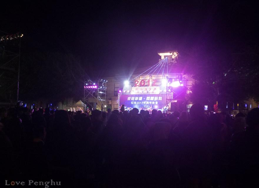 花火でお別れした澎湖(ポンフー)の2016年