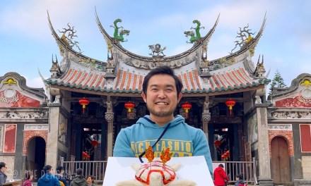 澎湖のランタンフェスティバルの定番🐢ミニチュアの米亀を作ったよ