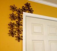 DIY Door Frame Decor and Tutorial | Love People. Like Things.