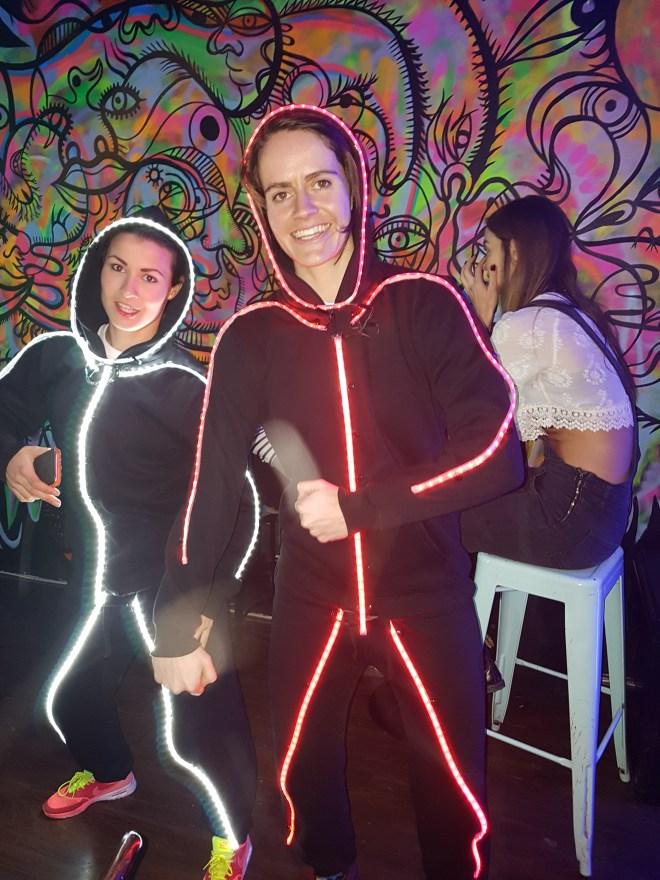 GlowMcGlow Wenny and friend