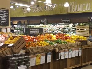 Whole Foods fruit