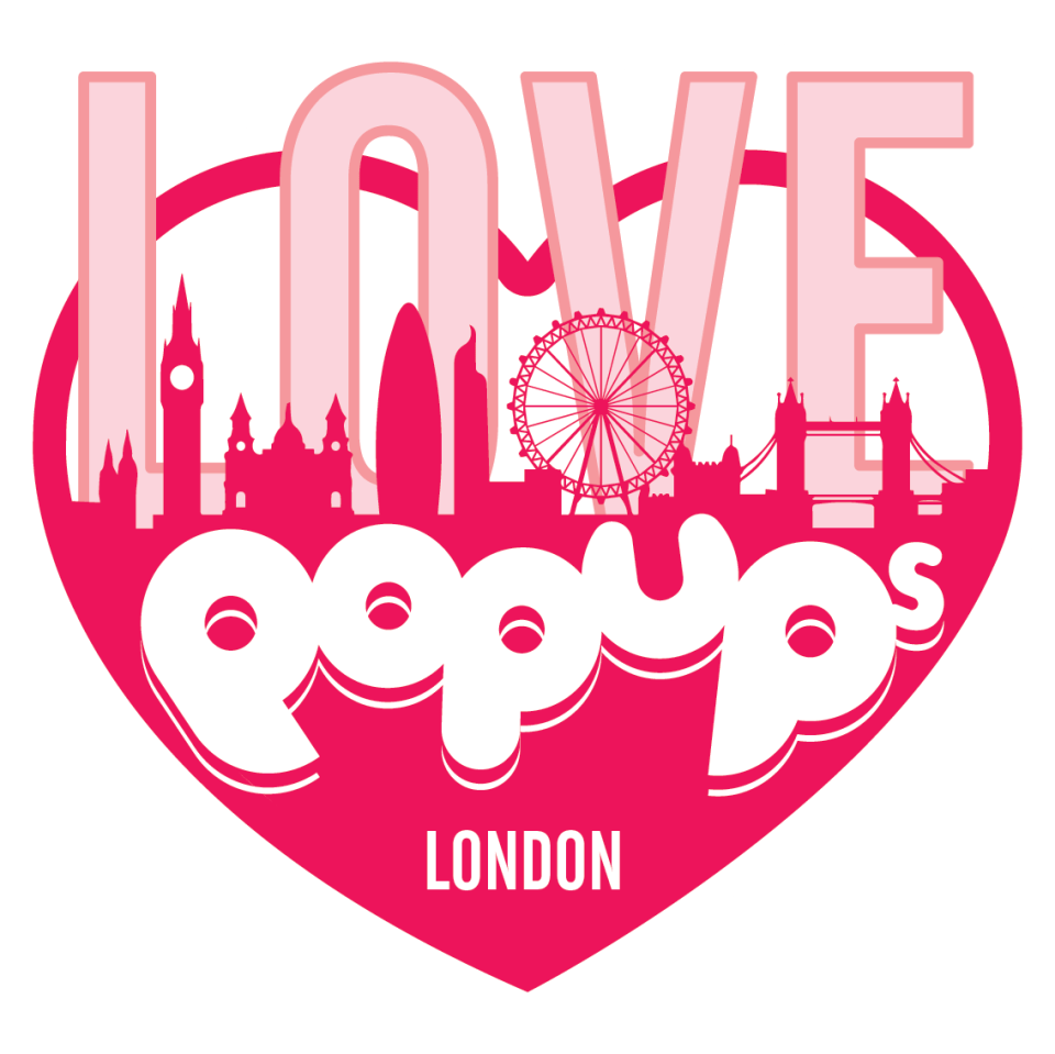 Love Pop Ups - London logo