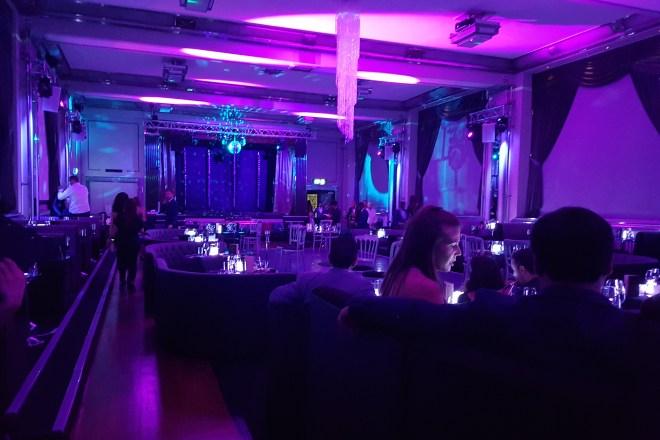 London Cabaret Club: James Bond venue