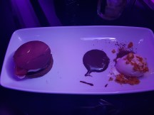 London Cabaret Club: James Bond - dessert