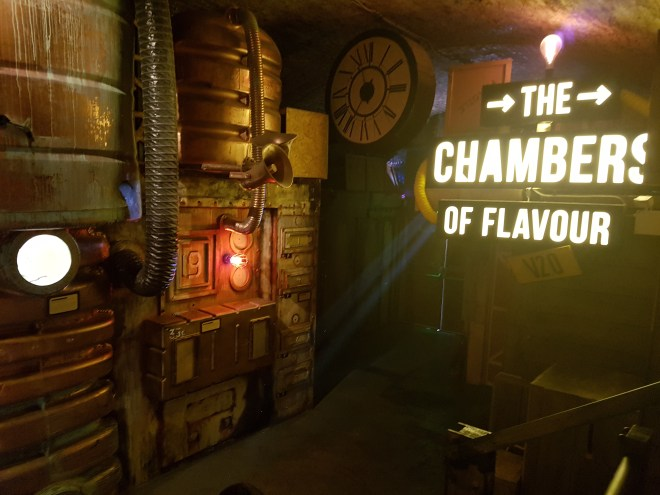 Gingerline Chamber of Flavours V2