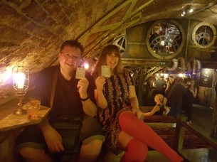 Gingerline Chamber of Flavours V2 me and Jason