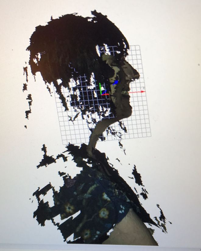 My Extraordinary Life 3D image of me
