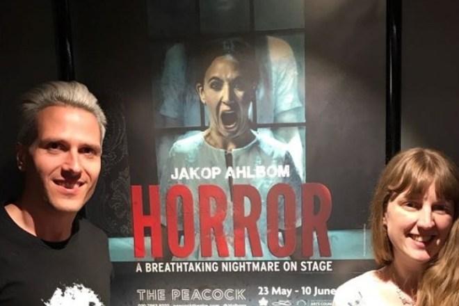 Horror Steve and me