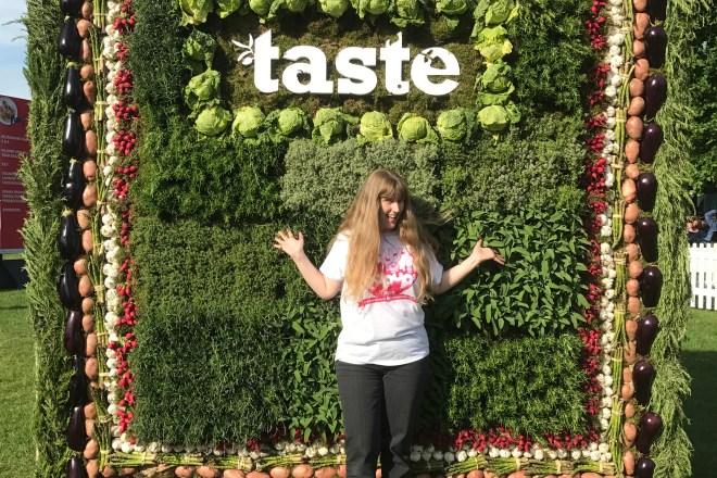 Taste of London me