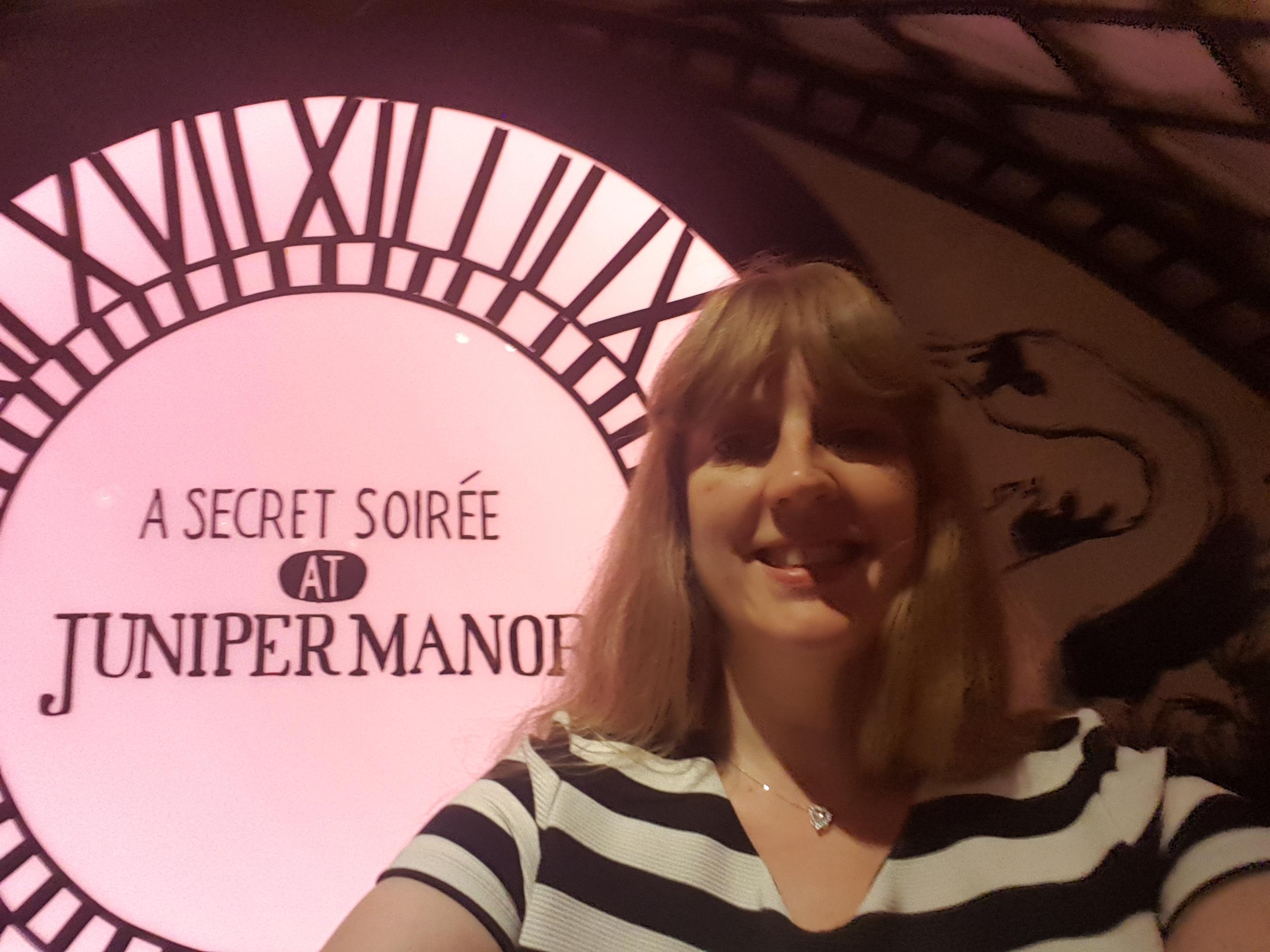 Gingerline Juniper Manor me
