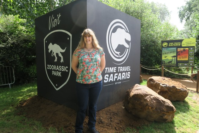 London Zoo Zoorassic Park Time Travel Safaris