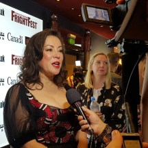 FrightFest Cult of Chucky - Jennifer Tilly interview