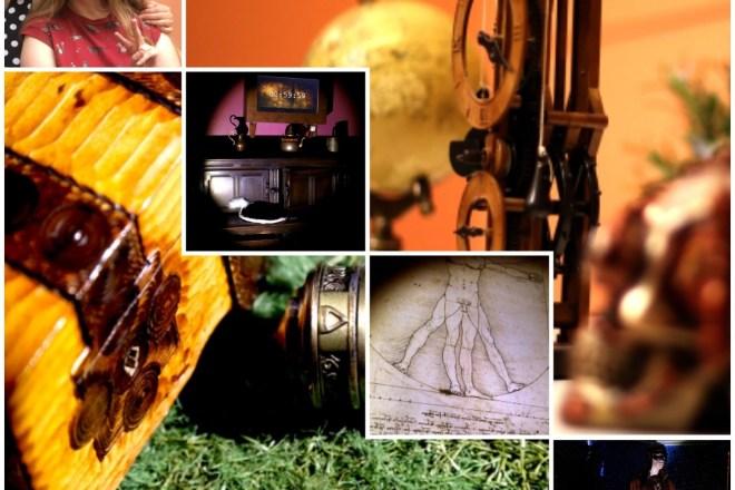 Escape Land collage