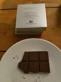 Pierre Marcolini Winter Showcase - Chocolate