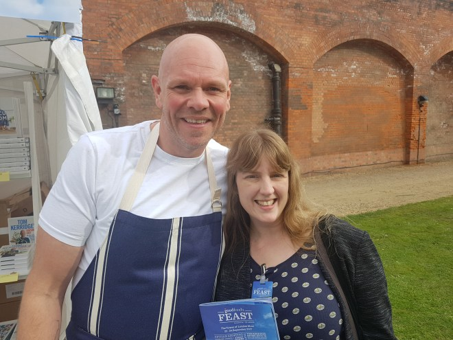 BBC Good Food: FEAST me and Tom Kerridge