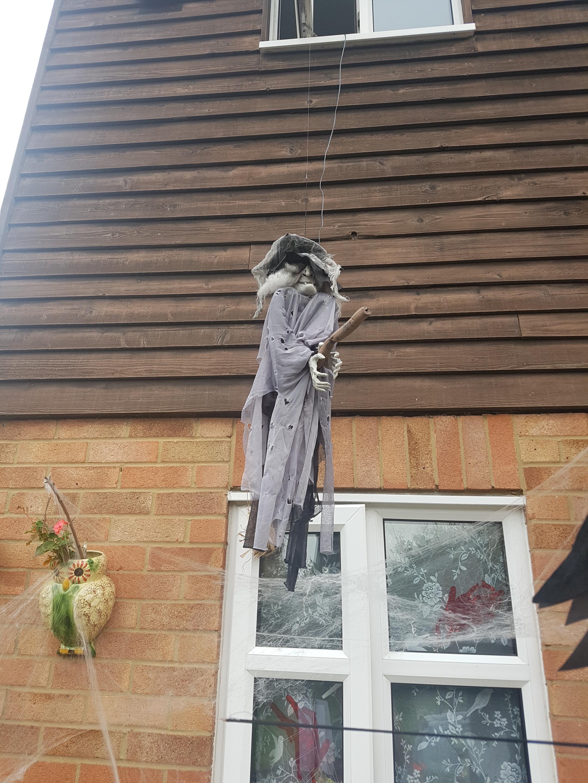 My Halloween witch