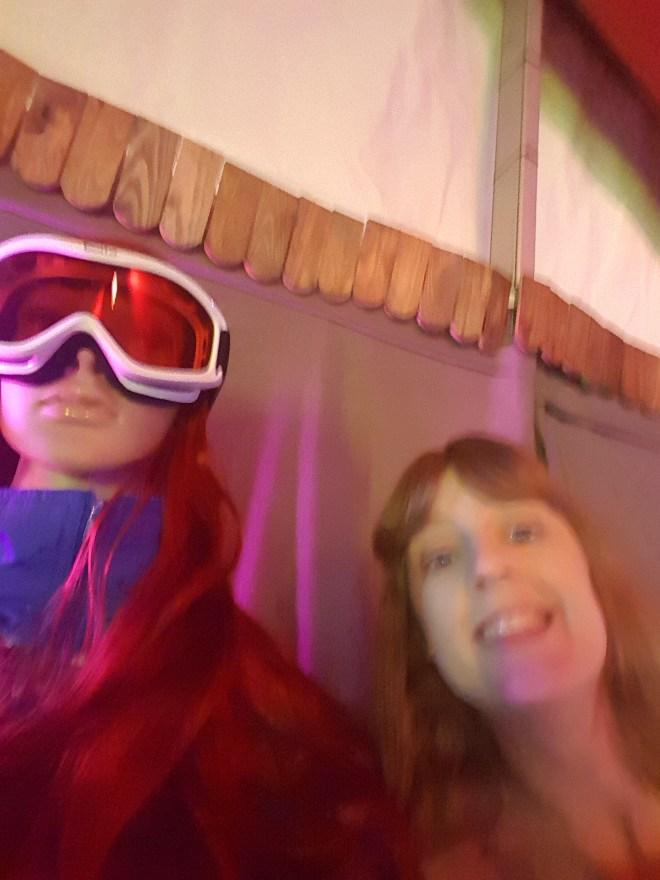 Social Fun and Games selfie