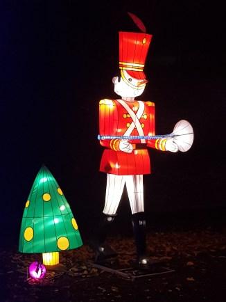 Magical Lantern soldier