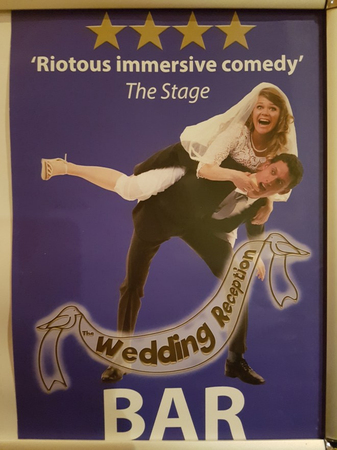 The Wedding Reception - Poster