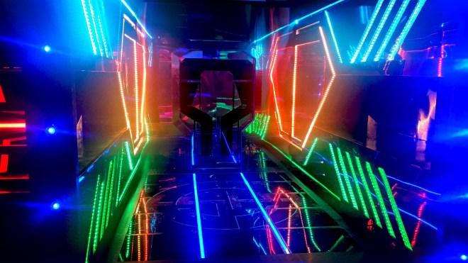 Project D.I.V.A lights