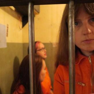 Alcotraz me jailbird