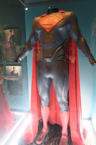DC Exhibition Superman