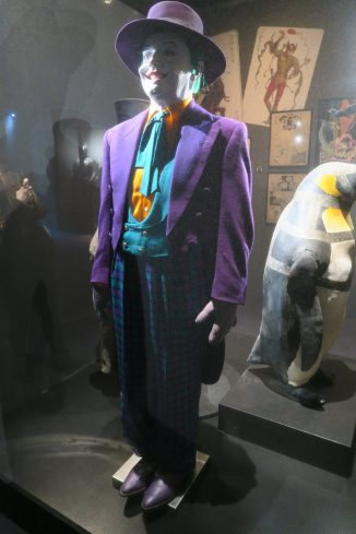 DC Exhibition Batman Joker original