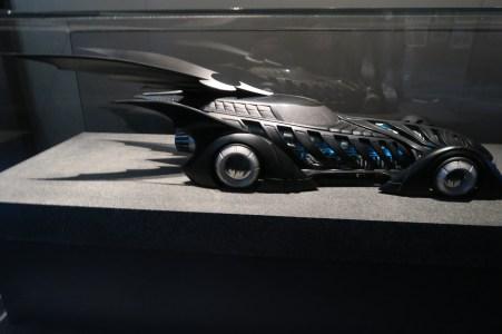 DC Exhibition Bat Car
