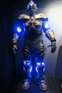 DC Exhibition Mr Freeze