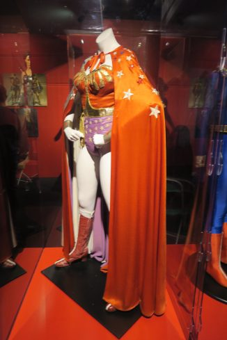 DC Exhibition wonderwoman 2