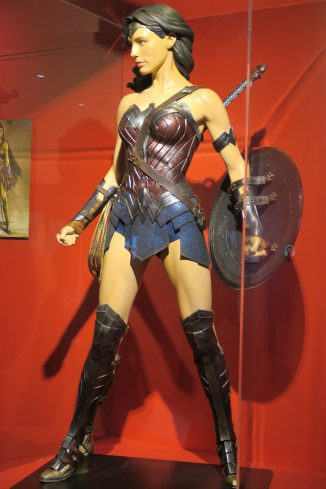 DC Exhibition wonderwoman