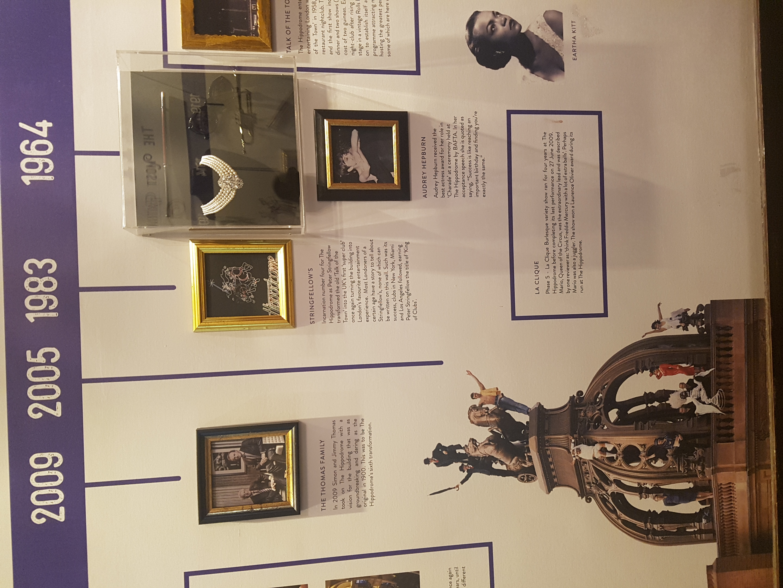 Hippodrome history