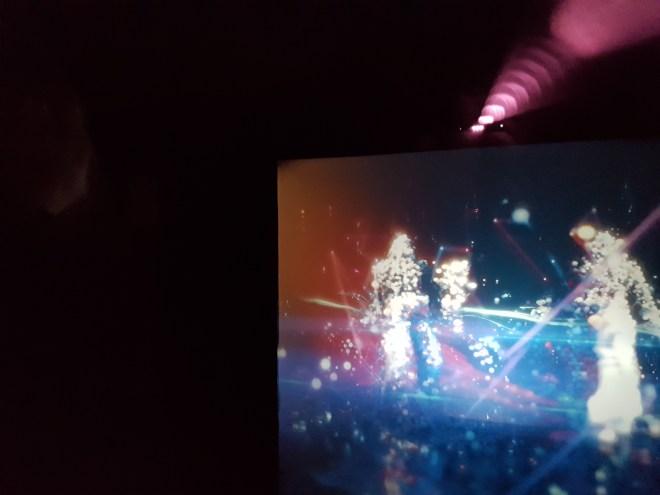 Sense of Space Motion Room dance