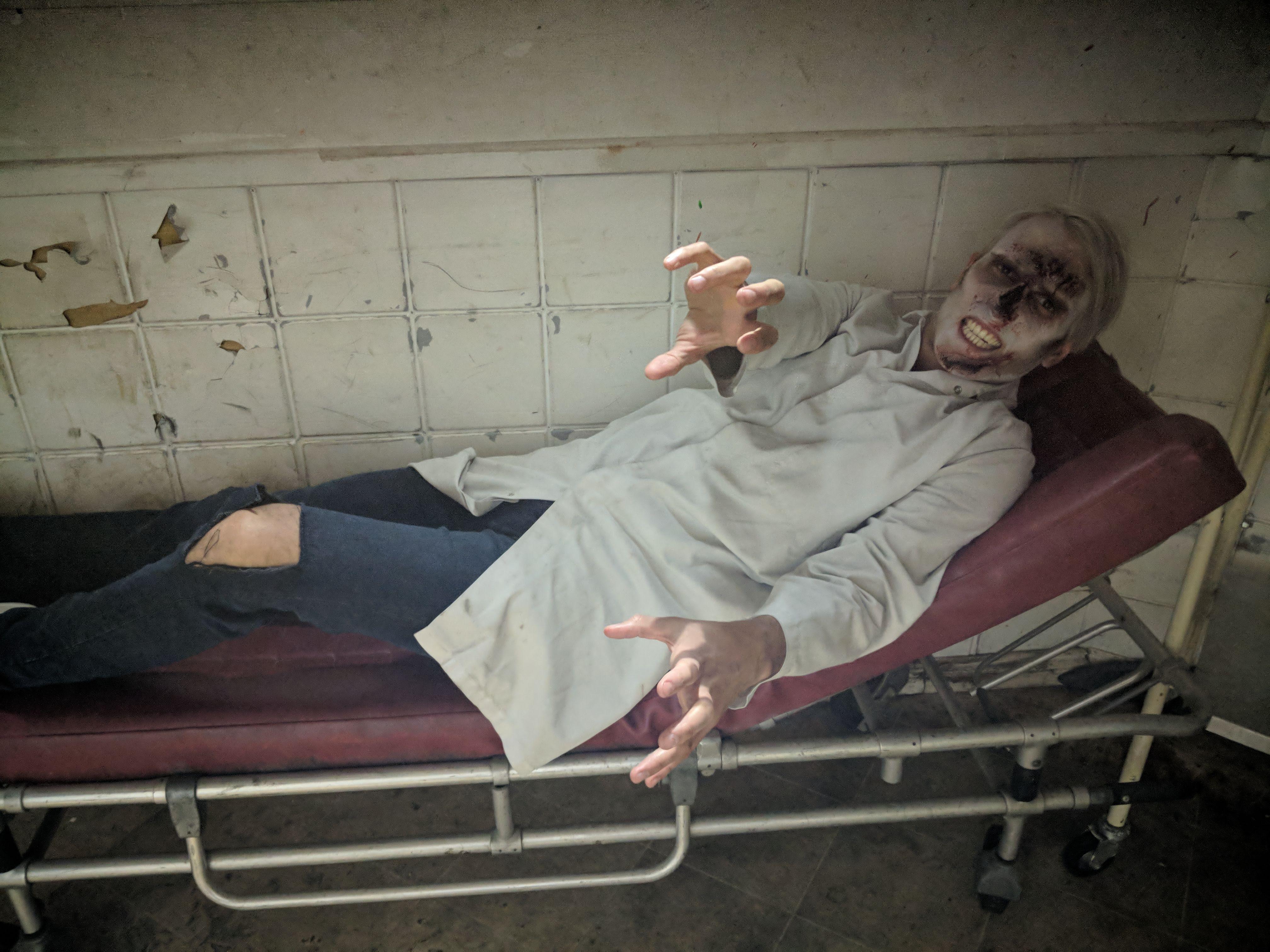 London Tombs - Steve zombie