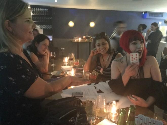 Circus London Love Pop Ups London members and magician