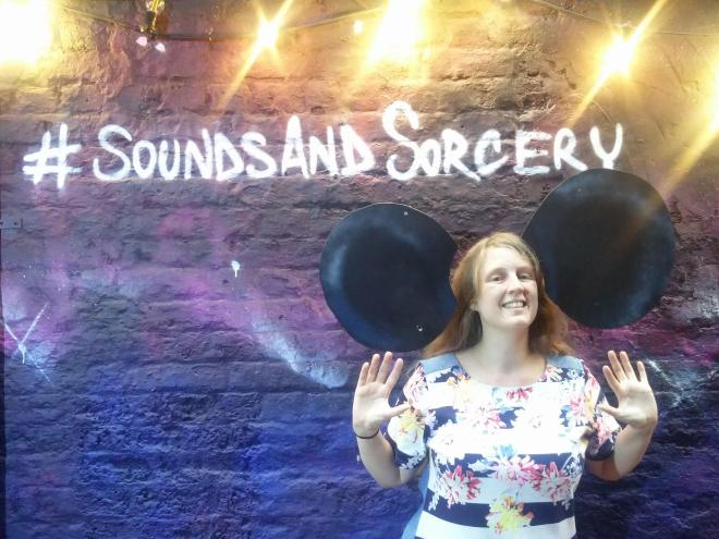 Sounds and Sorcery Mickey Mouse me