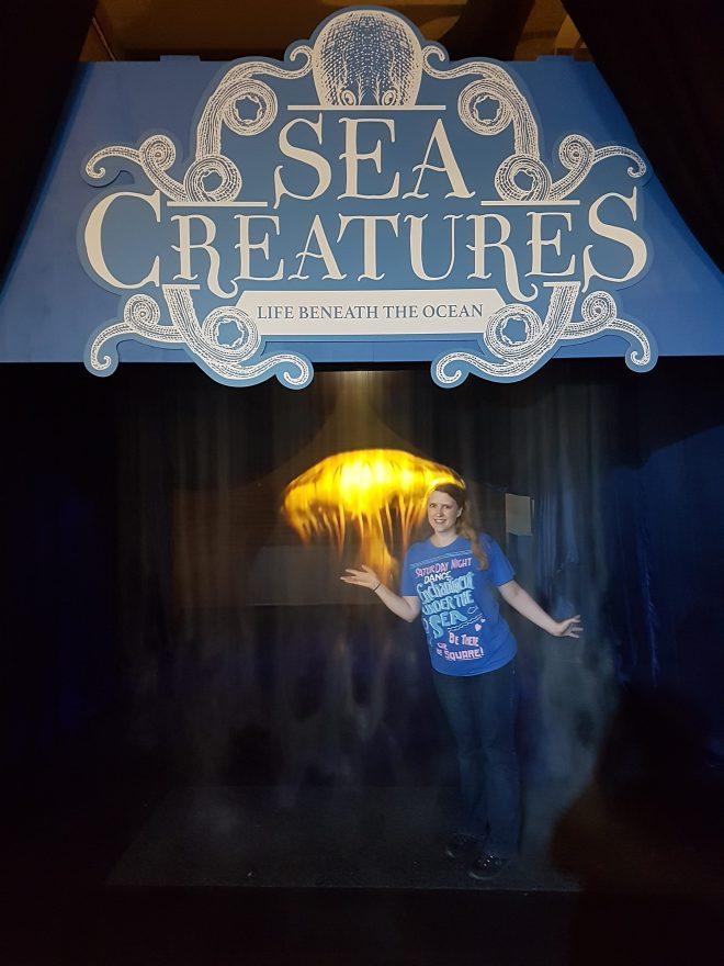 Sea Creatures me