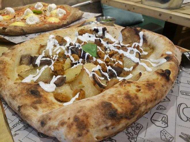 Purezza pizza