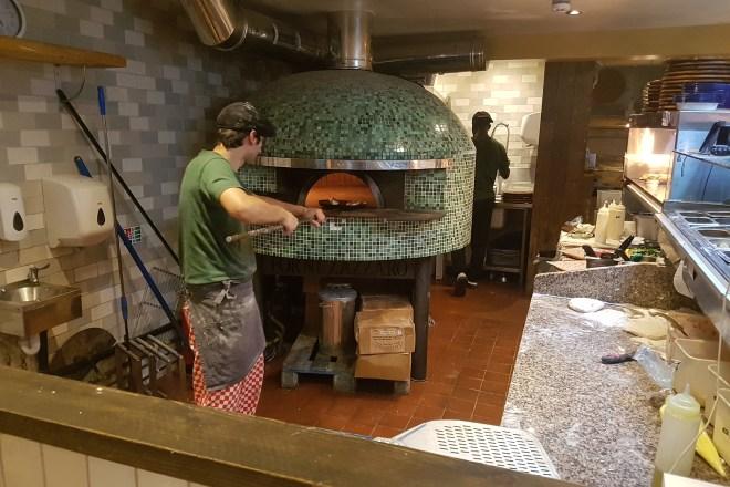 Purezza oven
