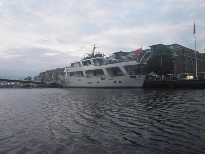 Fujifilm FinePix XP130 boat