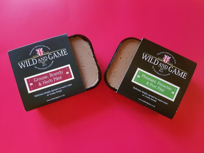 Wild and Game Pate