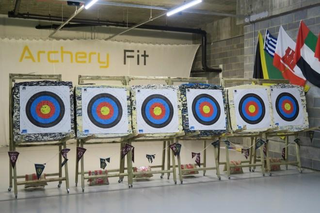ArcheryFit targets